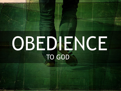 The Importance of Obedience to God's Direction
