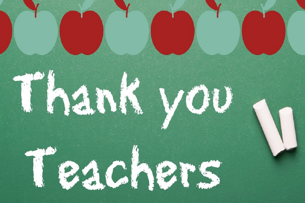 Teacher Appreciation and Recognition